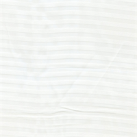 Biltmore Solid Cream Striped Sheer Drapery Fabric