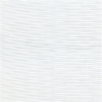 MKJ Slight Texture White Sheer Drapery Fabric