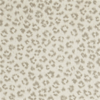 02100 Animal Print Dove Grey Drapery Fabric