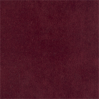 M9455 Burgandy Solid Chenille Upholstery Fabric  by Barrow Merrimac