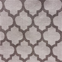 Dash Flax Woven Geometric Upholstery Fabric