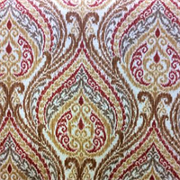 Woodlake Sussex Indian Summer Ikat Drapery Fabric by Swavelle Mill Creek
