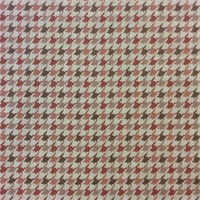 Glenna Paramount Harvest Houndstooth Drapery Fabric by Swavelle Mill Creek