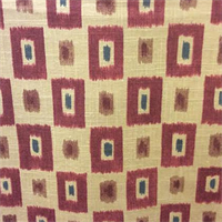Cynie Cliffside Bordeaux Drapery Fabric by Swavelle Mill Creek