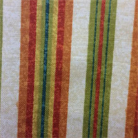 Farzi Madden Tequila Cotton Stripe Drapery Fabric by Swavelle Mill Creek