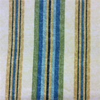 Farzi Madden Seabreeze Cotton Stripe Drapery Fabric by Swavelle Mill Creek