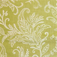 Pargo Cliffside Pistachio Floral Drapery Fabric by Swavelle Mill Creek