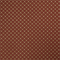 Diamond/Dot 70382-RF Scarlet Upholstery Fabric by Richtex Home
