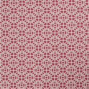 Geometric 72972-RF Redbud Woven Upholstery Fabric by Richtex Home