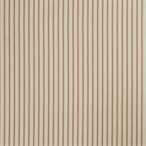 Ticking Stripe 73009-RF Punch Cotton Drapery Fabric by Richtex Home