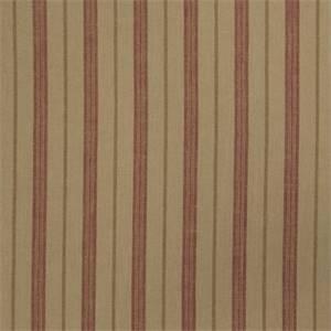 Stripe 72974-RF Punch Drapery Fabric by Richtex Home