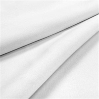 Apollo Drapery Lining White/White by Hanes