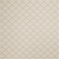 Embroidered Dotted Scale 72462-RF Blush Drapery Fabric by Richtex Home