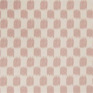 Ikat Squares 72976-RF Blush Drapery Fabric by Richtex Home
