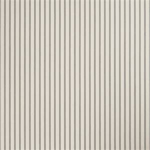 Ticking Stripe 73009-RF Indigo Cotton Drapery Fabric by Richtex Home