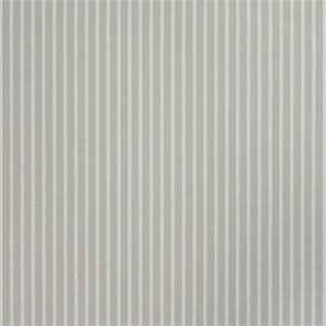 Ticking Stripe 73009-RF Dove Gray Cotton Drapery Fabric