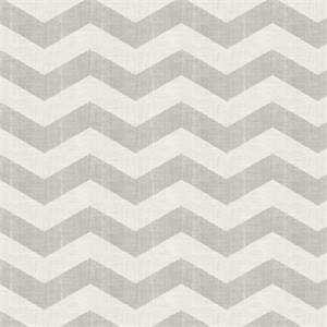 Large Chevron Stripe 44447-RF Dove Gray Drapery Fabric by Richtex Home