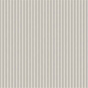 Ticking Stripe 73009-RF Stone Cotton Drapery Fabric by Richtex Home