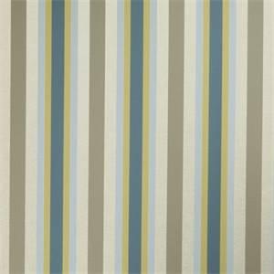 Vertical Medium Stripe 72984-RF Indigo Drapery Fabric by Richtex Home