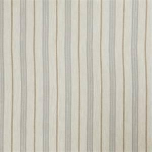 Stripe 72974-RF Chambray Drapery Fabric by Richtex Home