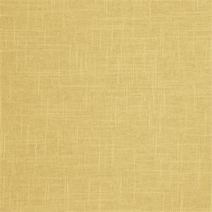 Solid Yellow 72809-RF Lemon Drapery Fabric by Richtex Home