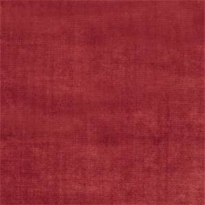 Solid Punch Red 72807-RF Velvet Upholstery Fabric by Richtex Home