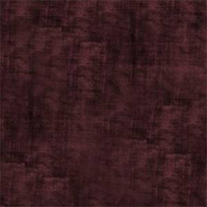 Solid Plum Purple 72807-RF Velvet Upholstery Fabric by Richtex Home