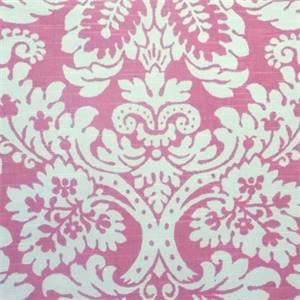 Oxf/Julian Flamingo Drapery Fabric