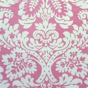Oxf/Julian Flamingo Drapery Fabric
