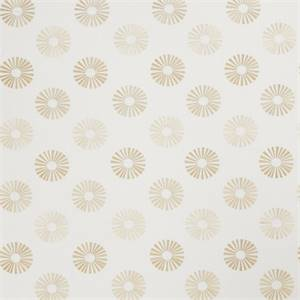 Starburst 73011-RF Cashew Embroidered Drapery Fabric by Richtex Home