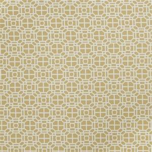 Geometric 72972-RF Lemon Zest Woven Upholstery Fabric by Richtex Home