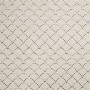 Embroidered Dotted Scale 72462-RF Mushroom Drapery Fabric by Richtex Home