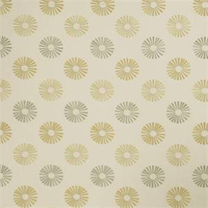 Starburst 73011-RF Lemon Zest Embroidered Drapery Fabric