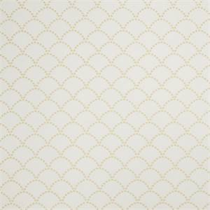Embroidered Dotted 72462-RF Lemon Zest Drapery Fabric