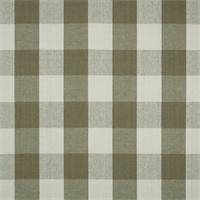Reagan 619 Truffle Check Drapery Fabric