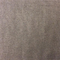 M9439 Hemp Solid Gray Herringbone Stripe Upholstery Fabric by Swavelle Mill Creek