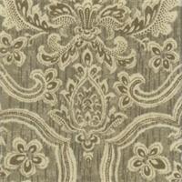 Chalcot Rain Floral Linen Look Drapery Fabric