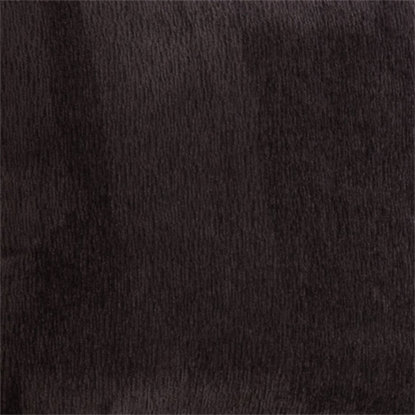 Bailey Black Chenille Solid Upholstery Fabric Sw37534