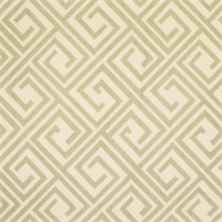M8390 Linen Geometric Cheille Upholstery Fabric by Barrow Merrimac