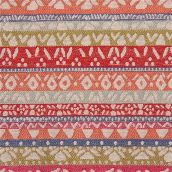 Summerhill Multi Woven Stripe Upholstery Fabric