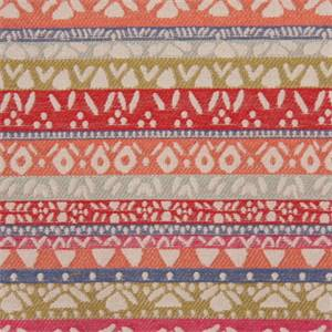 Summerhill Multi Woven Stripe Upholstery Fabric