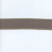SB217/06 Grey Herringbone Tape Trim