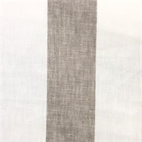 Fischer Saddle Stripe Linen Drapery Fabric by Swavelle Mill Creek