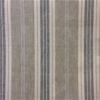 Fergus Stream Stripe Linen Drapery Fabric by Swavelle Mill Creek