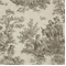 Colonial Black/Linen by Premier Prints - Drapery Fabric 30 Yard bolt