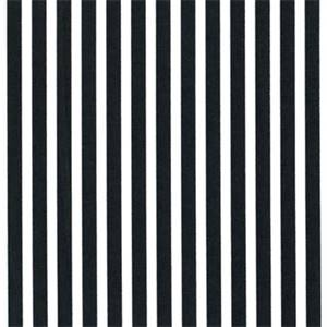 Carrie Black/White by Premier Prints - Drapery Fabric 30 Yard bolt