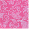 Small Paisley Candy Pink/White by Premier Prints - Drapery Fabric 30 Yard bolt