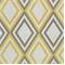 Annie Corn Yellow/Kelp Linen by Premier Prints - Drapery Fabric Swatch