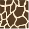Giraffe Java/Natural by Premier Prints - Drapery Fabric 30 Yard bolt
