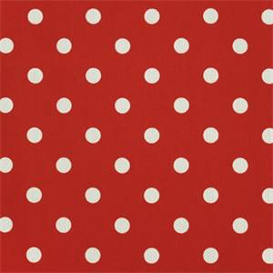 Polka Dots American Red Outdoor by Premier Prints 30 Yard Bolt